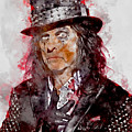 Alice Cooper by Marvin Blaine