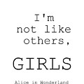 Alice In Wonderland by Sweeping Girl