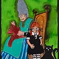 Alice Pinched The Cat by JoLynn Potocki