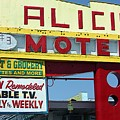 Alicia Motel Las Vegas by Bill Buth