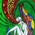 Alien Angel by Darya Lavinskaya