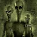 Alien Brothers by Raphael Terra