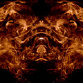 Alien Dog by Val Black Russian Tourchin