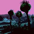Alien Eden by Andrea Mazzocchetti