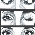 Alien Eyes by Allyssa Pacheco