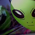 Alien Is Closer Than He Appears by Richard Henne