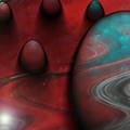 Alien Nation by Linda Sannuti