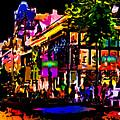 Alien Night Out by Ron Fleishman