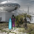 Alien Space Ship House Florida Architecture by Jane Linders