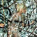 Alien Tech Motion by Leigh Odom