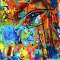 Aliens 4 by Danielle Valencia D