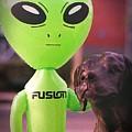 Alien's Best Friend by Richard Henne