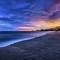 Aliso Beach Lights by Jason Roberts