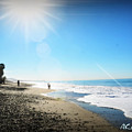 Aliso Viejo Beach by Anatole Kortscheff