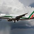 Alitalia Embraer Erj-175std by Smart Aviation
