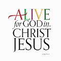 Alive In Christ by Terry Davis