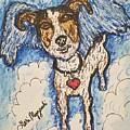 All Dogs Go To Heaven by Geraldine Myszenski