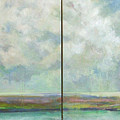 All Good Souls- Diptych by Marilyn Muller