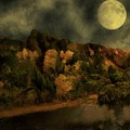 All Hallows Moon by RC DeWinter