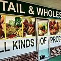All Kinds Of Produce by Carlos Avila