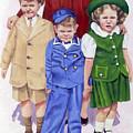 All My Children by Fran Rittenhouse-McLean