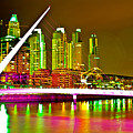 All Night Puerto Madero by Francisco Colon