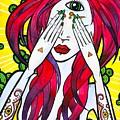 All-seeing Eye by Darya Lavinskaya