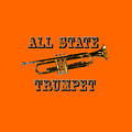 All State Trumpet by M K Miller