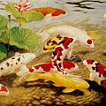 All That Make Sluices And Ponds For Fish by Yuki Othsuka