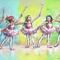 All Together Now...first Ballet Recital by Laurie Shanholtzer