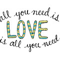 All You Need Is Love by Michelle Eshleman