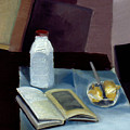 Alla Prima Still Life Study 1977 by Nancy Griswold