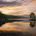 Allegany Sunset by Dustin Schwartzmeyer