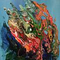 Allegorical Aftermath by Beth Waltz