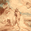 Allegorical Subject by Charles Conder