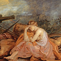 Allegory Of War by Peter Paul Rubens