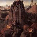 Allegory With A Virgin 1479 80 Hans Memling by Eloisa Mannion