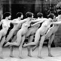 Allen Chorus Line, 1920 - To License For Professional Use Visit Granger.com by Granger