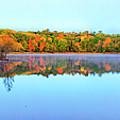 Allen Lake by CA Johnson