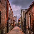 Alley A At Dawn by Heath Cajandig