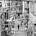 Alley II  by Aaris K