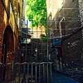 Alley Lll by Robin Lewis