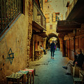 Alley Of Old Sidon by Naoki Takyo