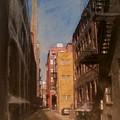 Alley Series 2 by Anita Burgermeister