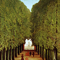 Alleyway in the Park by Henri Rousseau