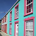 Allihies Streetscape West Cork by Ros Drinkwater