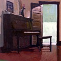 Allison's Piano by Donald Maier