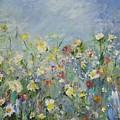 Allons Jouer Dans Les Fleurs by Aline Halle-Gilbert