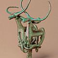 Alloy Longhorns                             by S Paul Sahm
