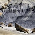 Allstrom Point Rocks 2436 by Bob Neiman